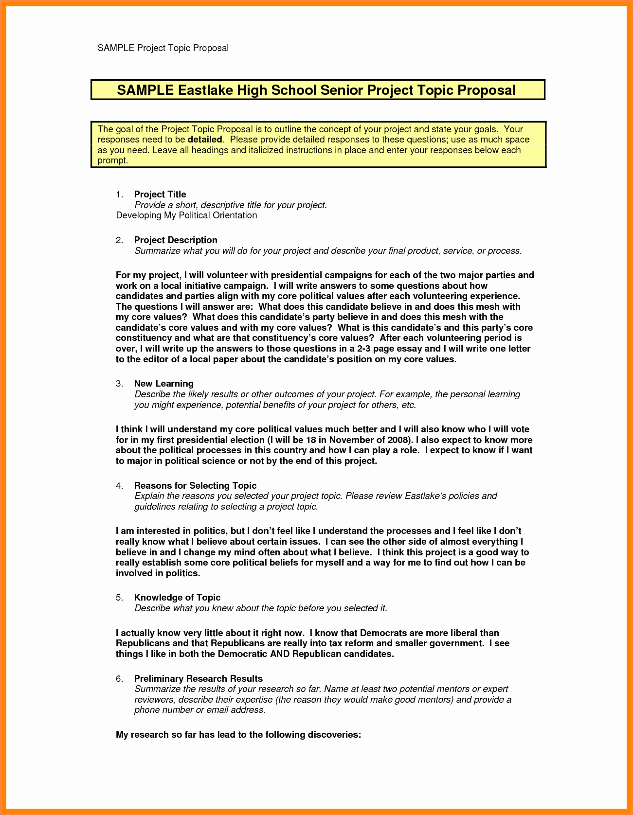It Project Proposal Sample Lovely 10 Writing A Project Proposal