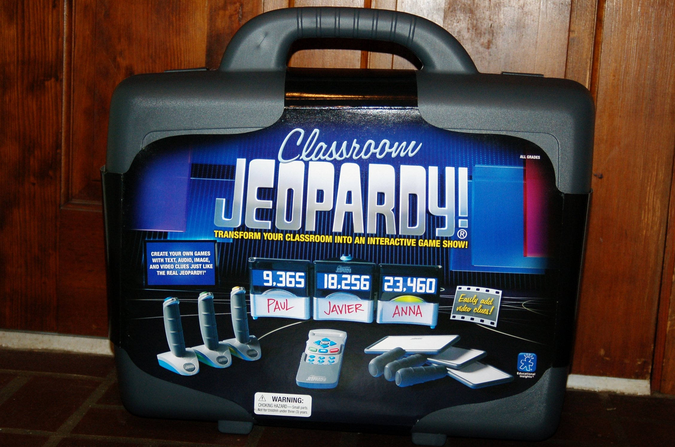 Jeopardy Game for Classrooms Best Of Classroom Jeopardy by Educational Insights Review Fun