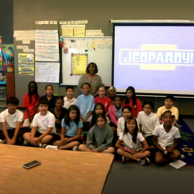 Jeopardy Game for Classrooms Best Of Classroom Jeopardy Nbc 7 San Diego