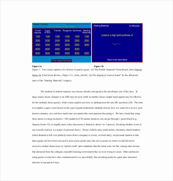 Jeopardy Game for Classrooms Luxury Classroom Jeopardy Template 7 Free Word Pdf Ppt