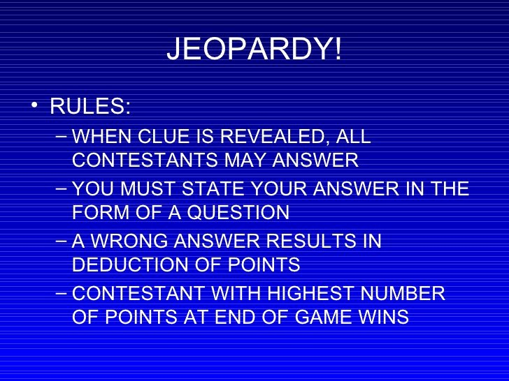 Jeopardy Game for Classrooms Unique Handwashing Jeopardy Game