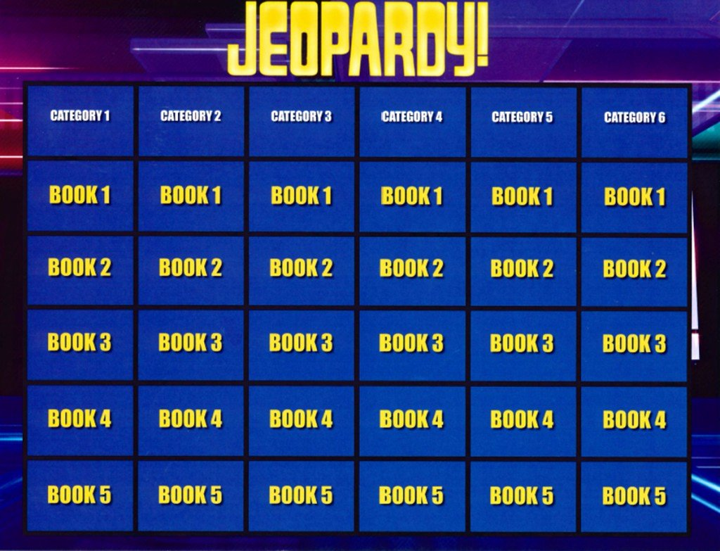 Jeopardy Template with Scorekeeper Elegant Jeopardy Powerpoint Template 6 Categories