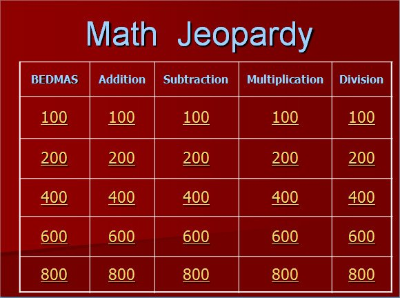 Jeopardy Template with Scorekeeper Luxury Jeopardy Powerpoint Template 8 Free Samples Examples