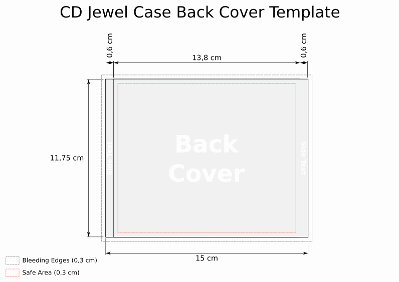 Jewel Case Insert Templates Luxury Digipak Research Cd Cover – Holly S Blog
