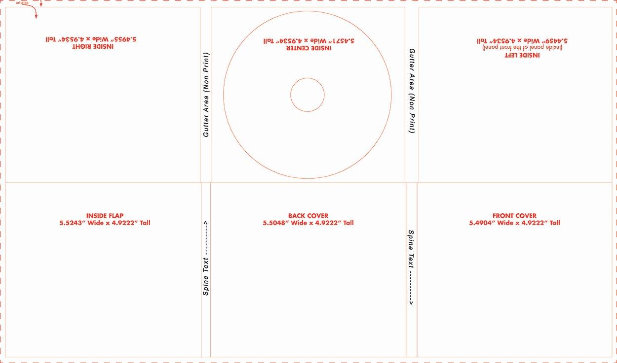 Jewel Case Insert Templates New Download Print Templates Jewel Case Insert