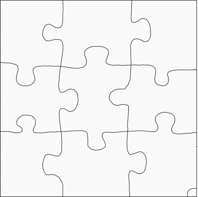 Jigsaw Puzzle Template Generator Luxury Shocking Make Your Own Jigsaw Puzzle Printable
