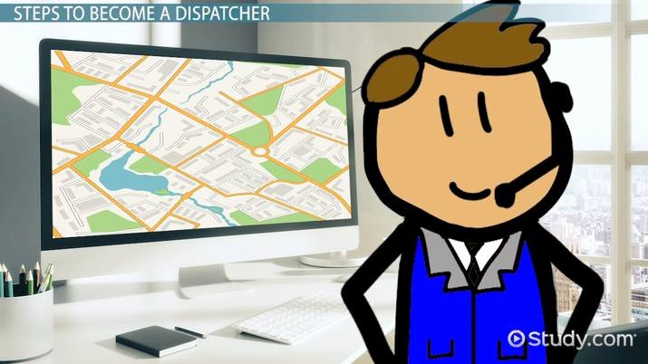 Job Description for Dispatcher Lovely How to Be E A Dispatcher Education and Career Roadmap