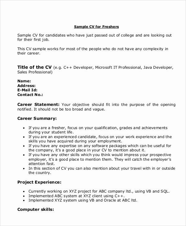 Junior Java Developer Resume Luxury Sample Java Developer Resume 7 Examples In Word Pdf