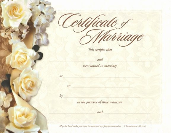 Keepsake Marriage Certificate Template Fresh Make A Free Marriage Certificate