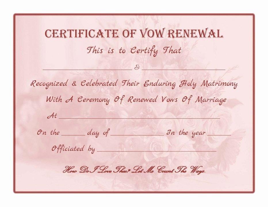 Keepsake Marriage Certificate Template Luxury Printable Keepsake Marriage Certificate Template Find