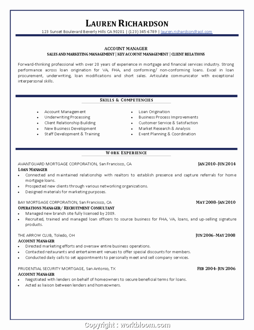 Key Account Manager Resume Unique Print Key Account Manager Resume Account Manager Resume