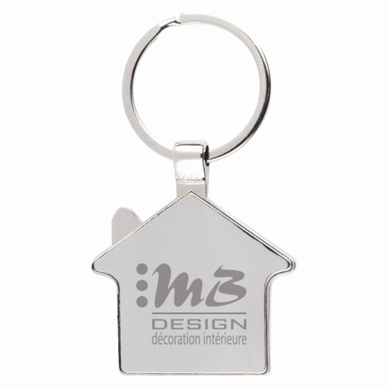 Key Shaped Key Holder Fresh House Shape Key Holder Made Of Zinc Alloy & Stainless