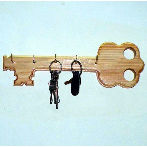 Key Shaped Key Holder Luxury Buy Key Shaped Wooden Key Holder Wall Hanging Online In
