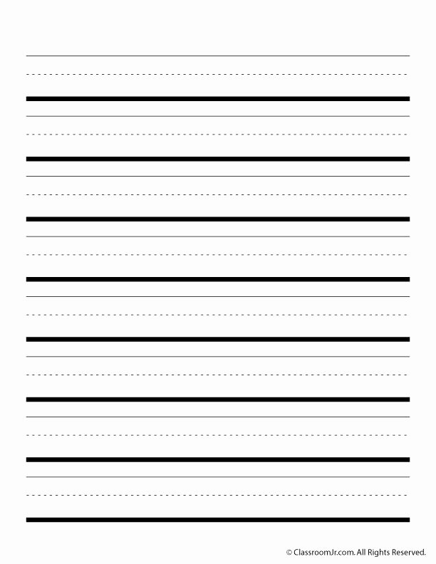 handwriting lines