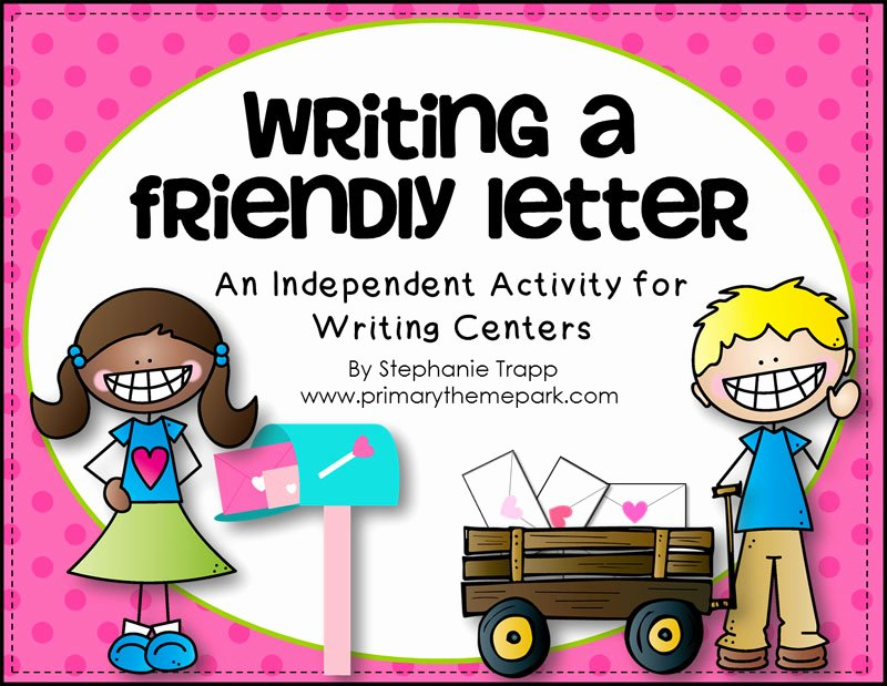 Kindergarten Letter Writing Paper Luxury Free Printables Primary theme Park