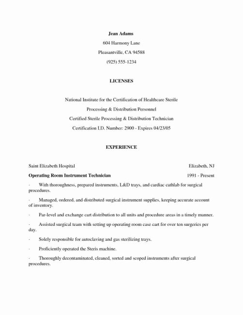 Lab Technician Cover Letter Best Of Chemical Lab Technician Cover Letter