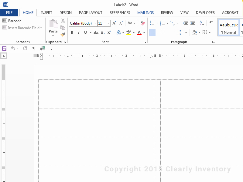 Label Template for Microsoft Word Lovely Download Free Microsoft Fice Label Templates 5366 Spatrust