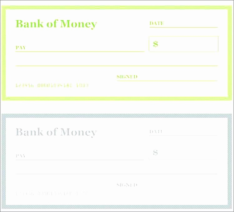 Large Blank Check Template Inspirational 12 13 Blank Cheque Template Editable