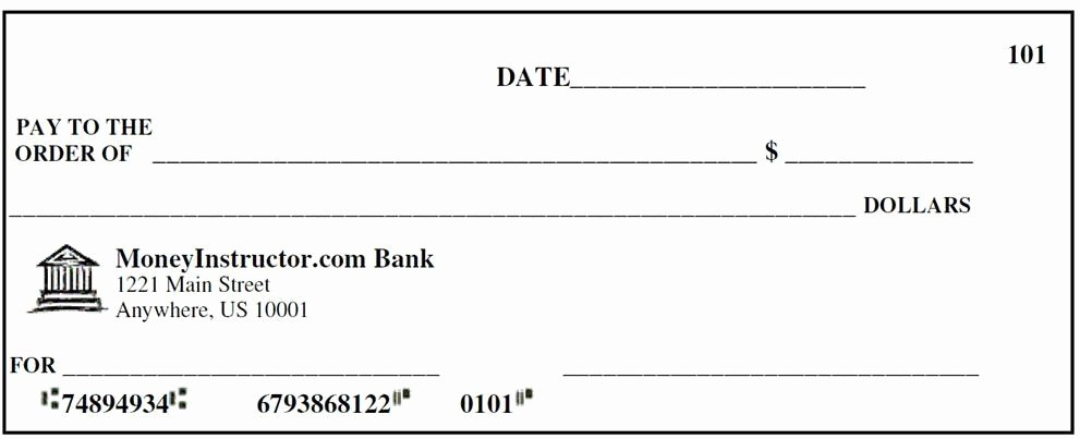 Large Blank Check Template New 27 Blank Check Template Download [word Pdf] Templates