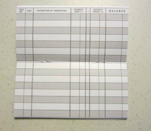 Large Print Check Register Printable Elegant 10 Easy to Read Checkbook Transaction Register Print