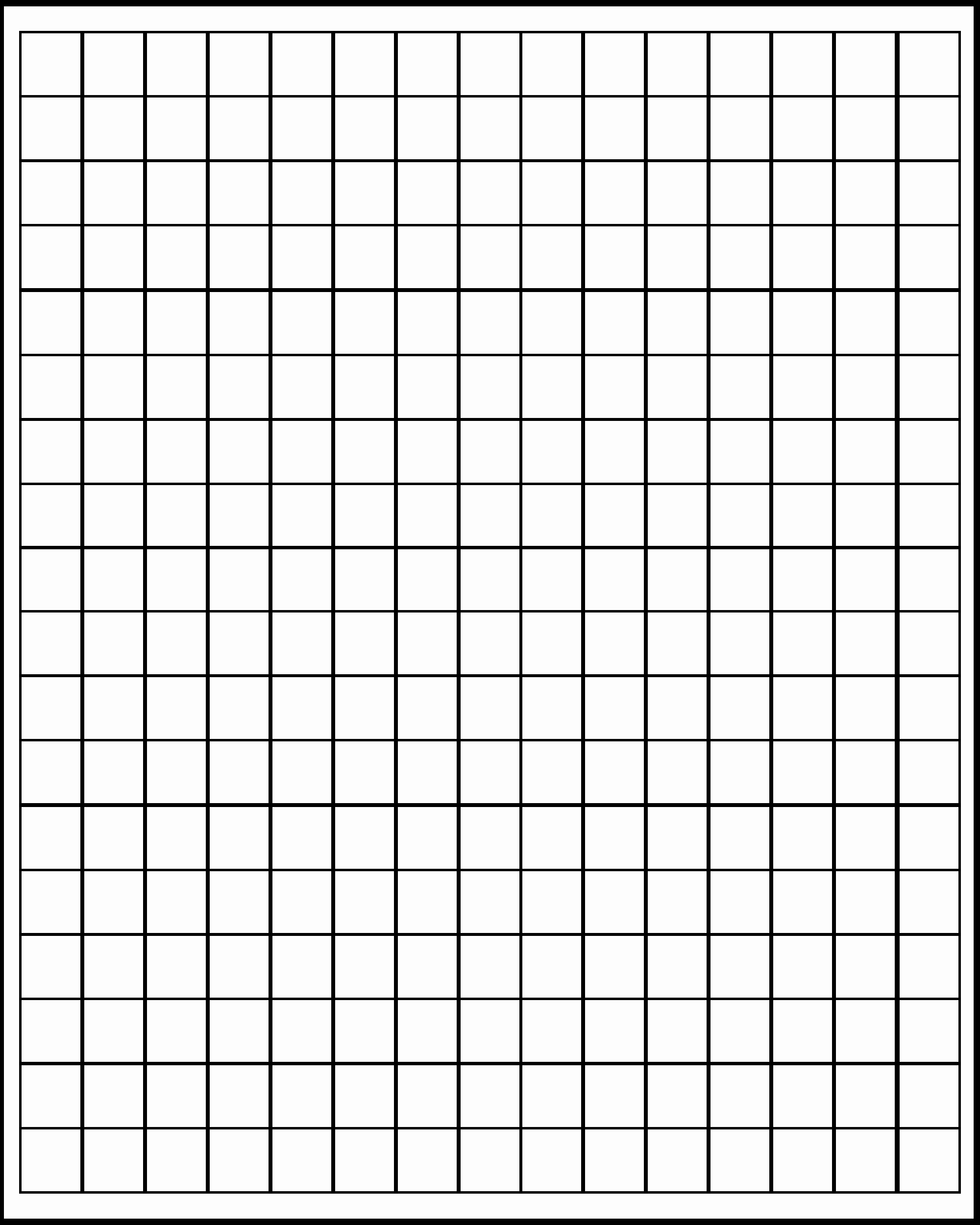Large Print Graph Paper Best Of 5 Printable Graph Paper Templates