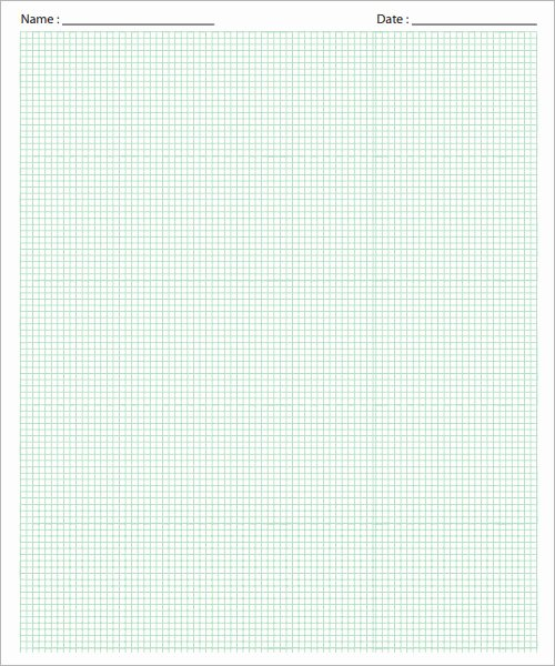 Large Print Graph Paper Best Of Printable Graph Paper Pdf