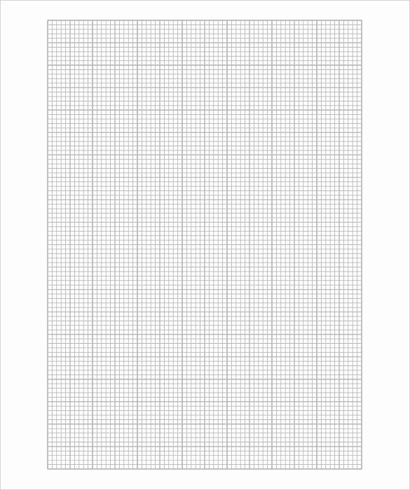 Large Print Graph Paper Inspirational Graph Paper Template – 10 Free Pdf Documents