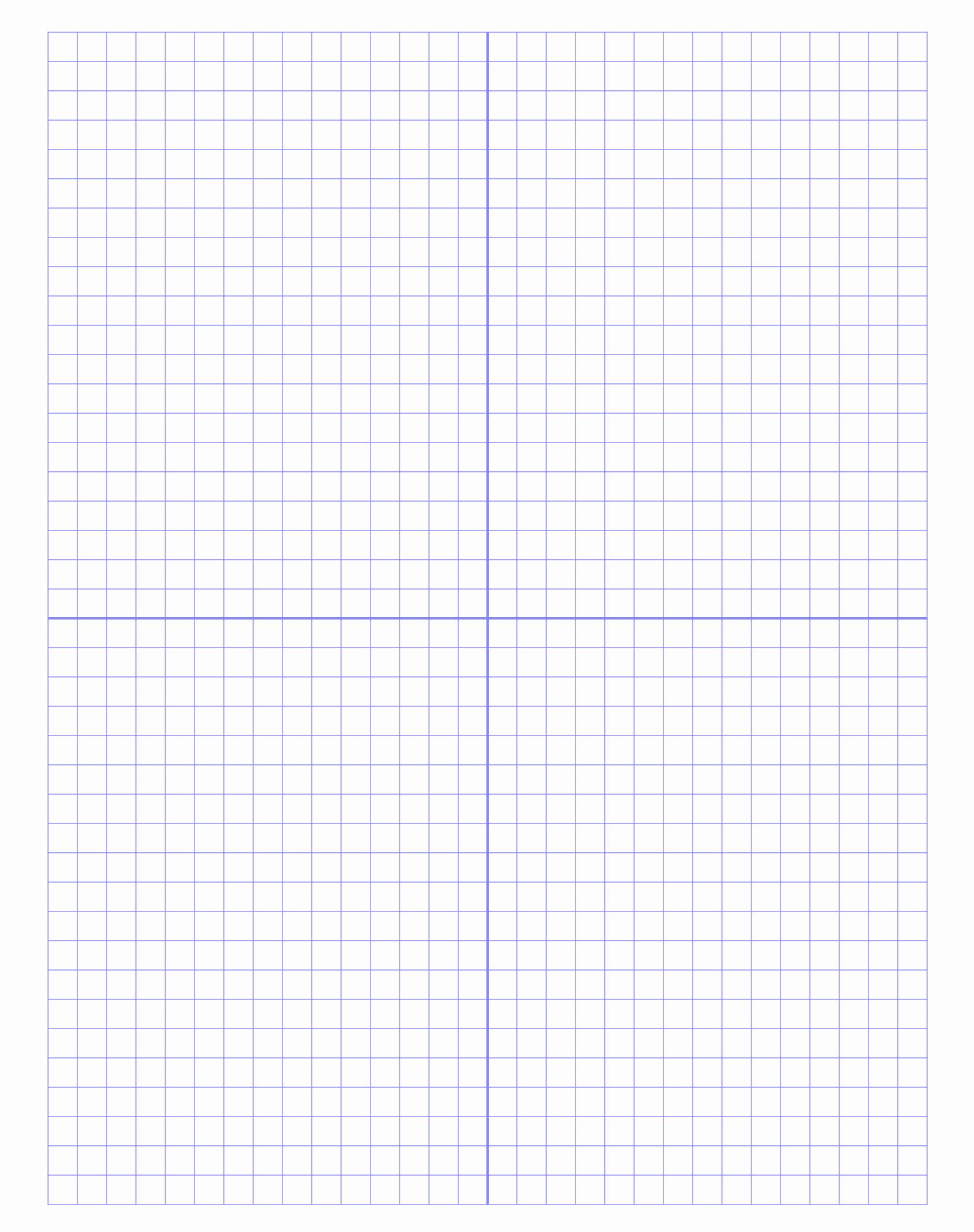 Large Print Graph Paper Inspirational Printable Graph Paper Pdf Template A4 &