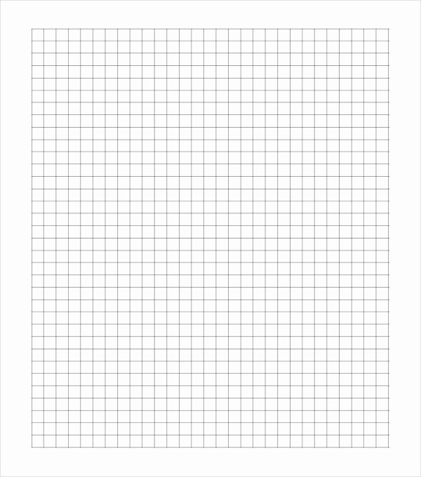 Large Print Graph Paper Lovely 10 Graph Templates Free Sample Example format