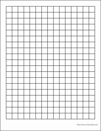Large Print Graph Paper Lovely 13 Graph Paper Templates Excel Pdf formats