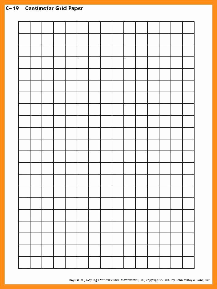 Large Print Graph Paper Unique 12 13 Full Page Graph Paper Template