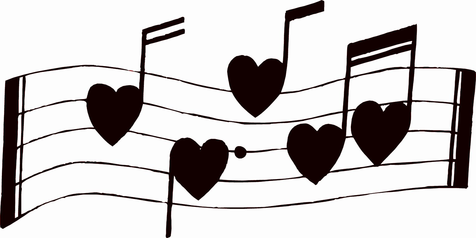 Large Printable Music Notes Awesome Printable Music Notes Clipart Best