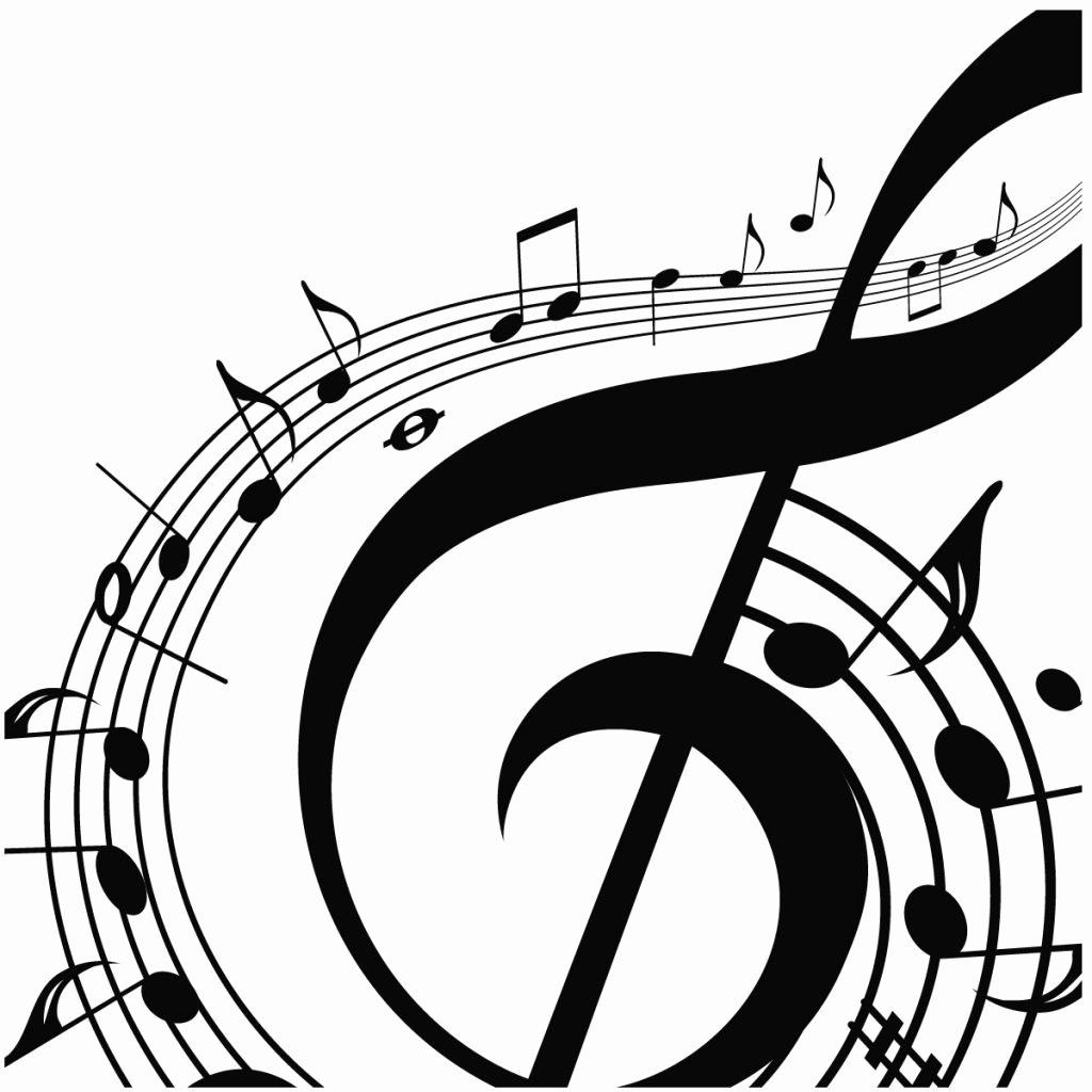 Large Printable Music Notes Elegant Free Printable Music Note Coloring Pages for Kids