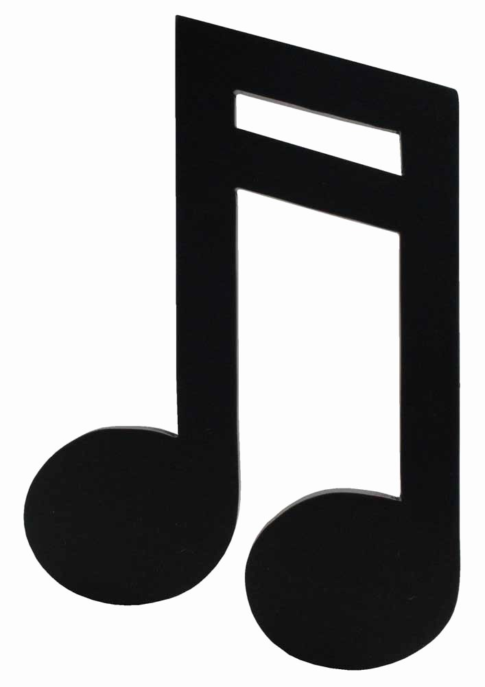 Large Printable Music Notes Unique Music Notes Clipart Best