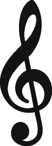 Large Printable Music Notes Unique Music Sign Clip Art at Clker Vector Clip Art Online