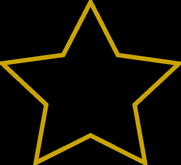 Large Star Template Printable Unique Star Template Printable Clipart Best