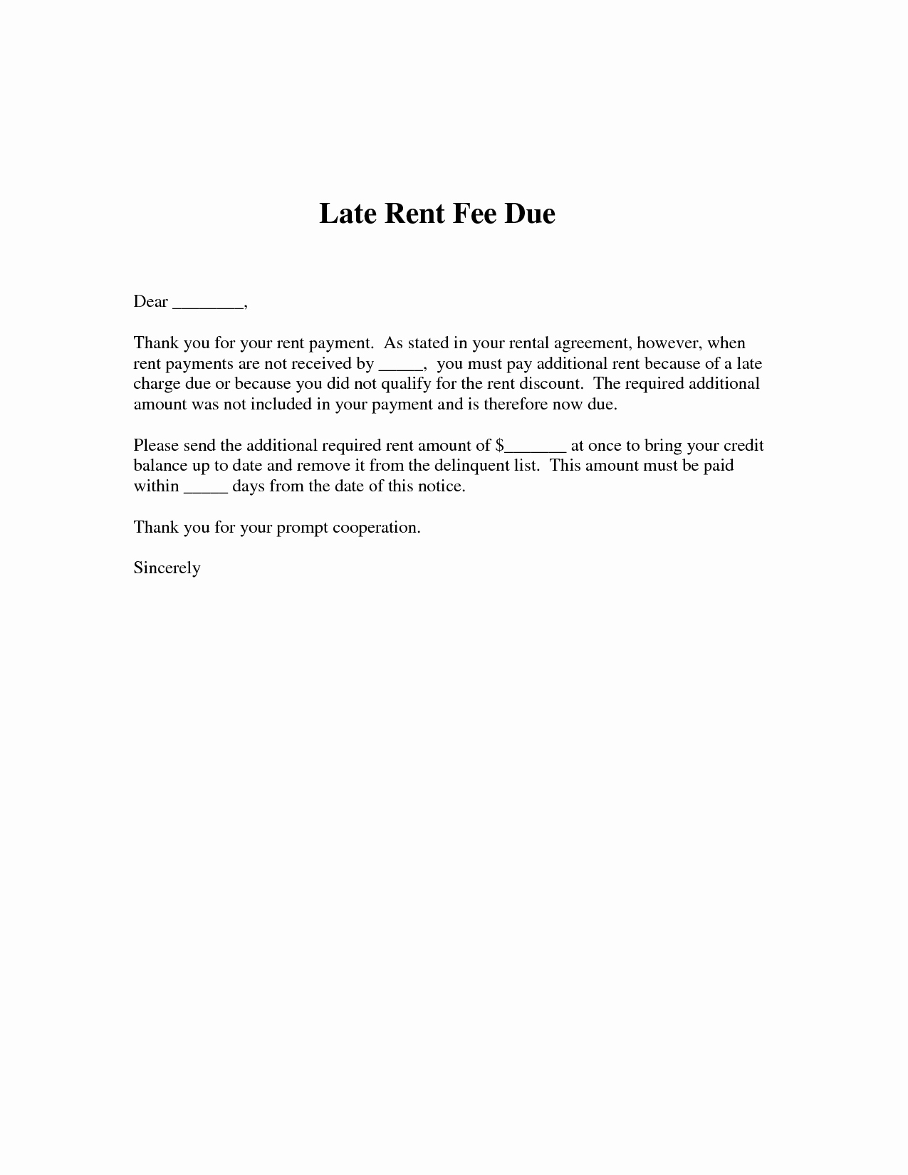 Late Payment Notice Template Elegant Best S Of Rent Reminder Template Rent Reminder