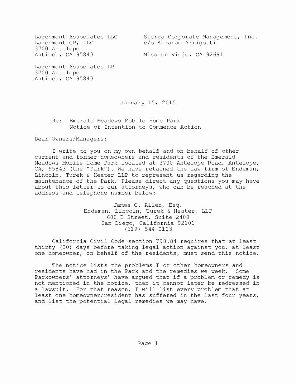 Legal Letter format Template Awesome Letter Intent to Take Legal Action Template Examples