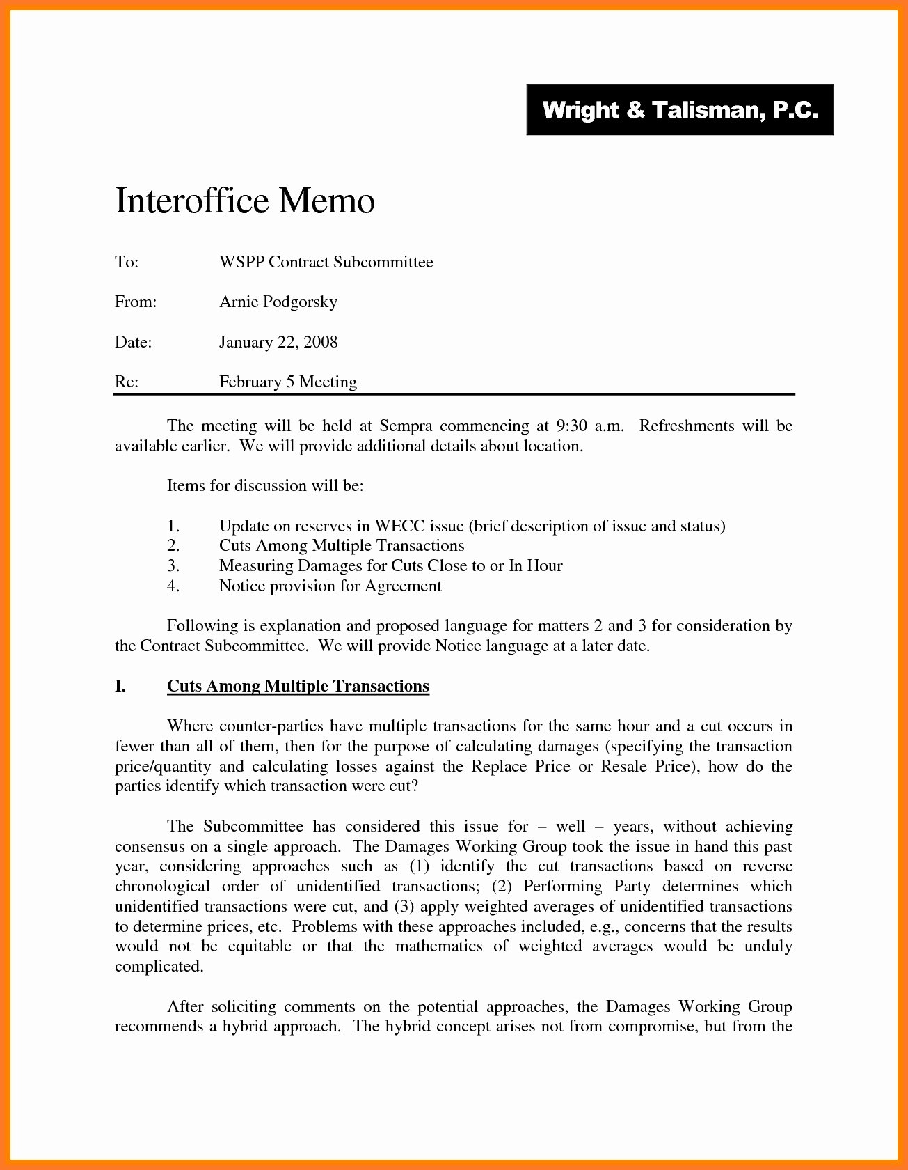 Legal Memorandum Sample Luxury How to Write A Legal Memorandum Examples