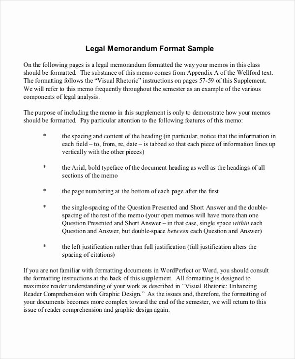 Legal Memorandum Sample Luxury Legal Statement Template 11 Free Word Pdf Document