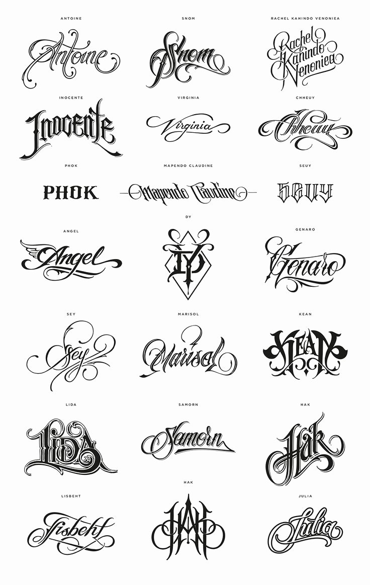 Letter Fonts for Tattoos Lovely Best 25 Tattoo Lettering Fonts Ideas On Pinterest