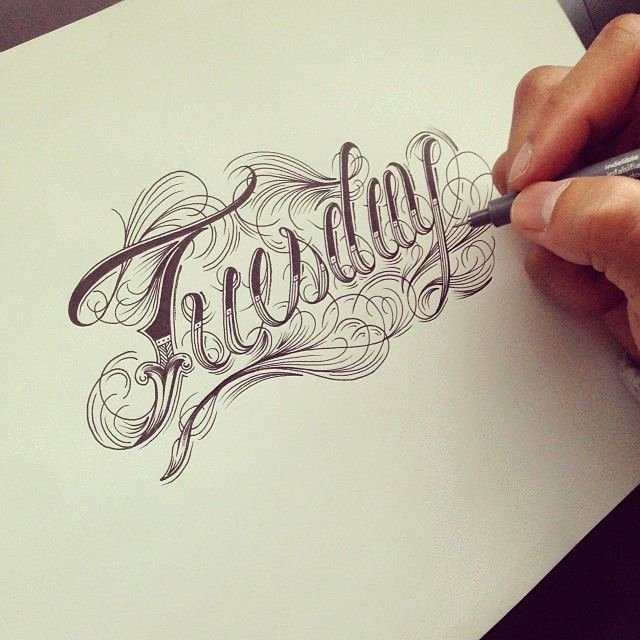 Letter Fonts for Tattoos New Best 25 Tattoo Lettering Styles Ideas On Pinterest