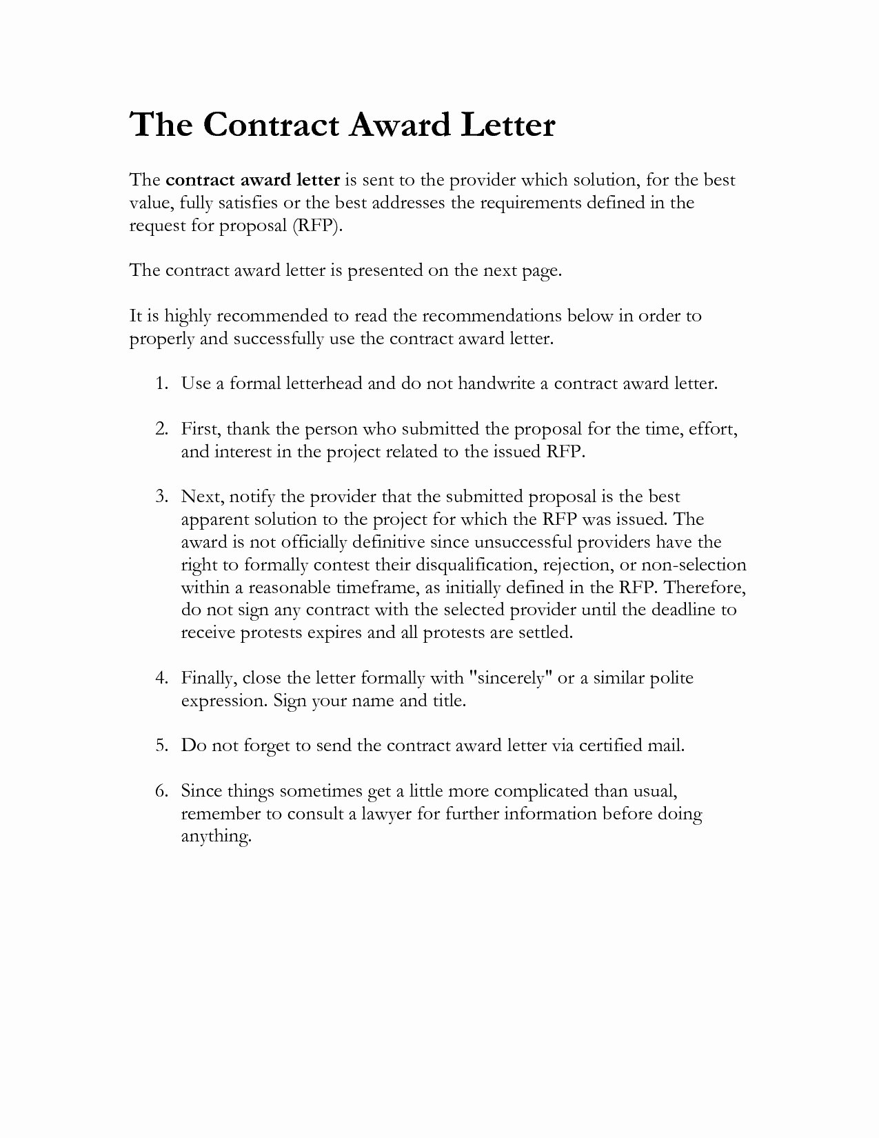 Letter Of Acceptance Contract Inspirational Thank You Samples for Contract Extensions Exatofemto