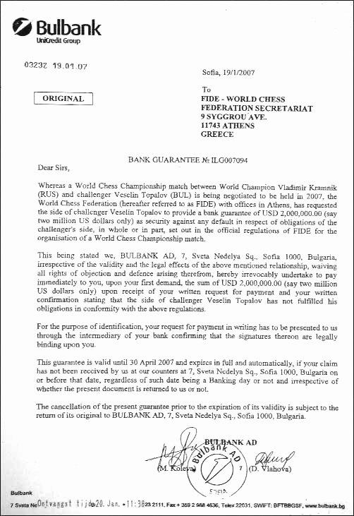Letter Of Guarantee Sample Elegant Bank Letter Guarantee Sample 9 Contesting Wiki