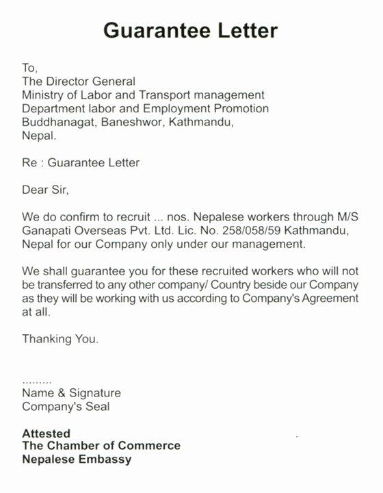 Letter Of Guarantee Sample Elegant Dispute Documents Netspend