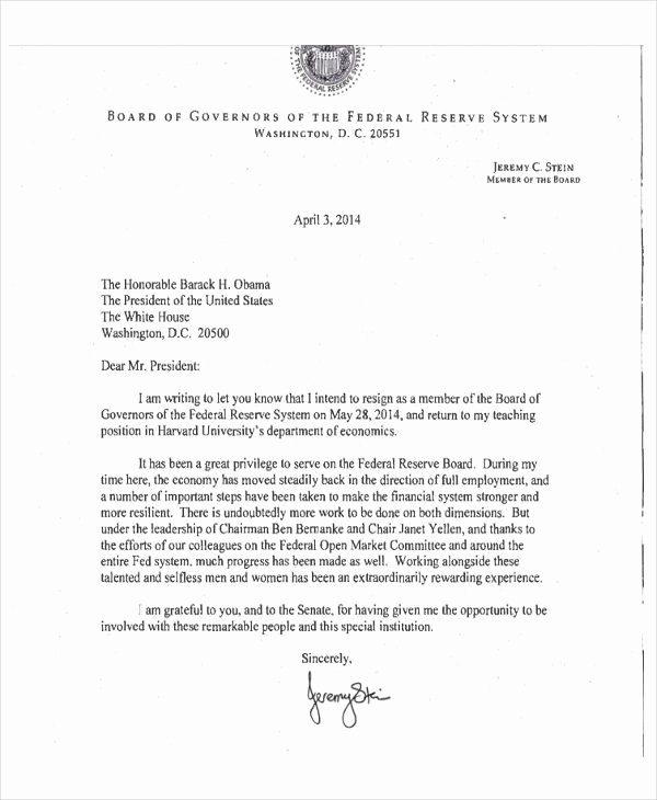 Letter Of Resignation From Committee Awesome 6 Board Resignation Letter Template 6 Free Word Pdf