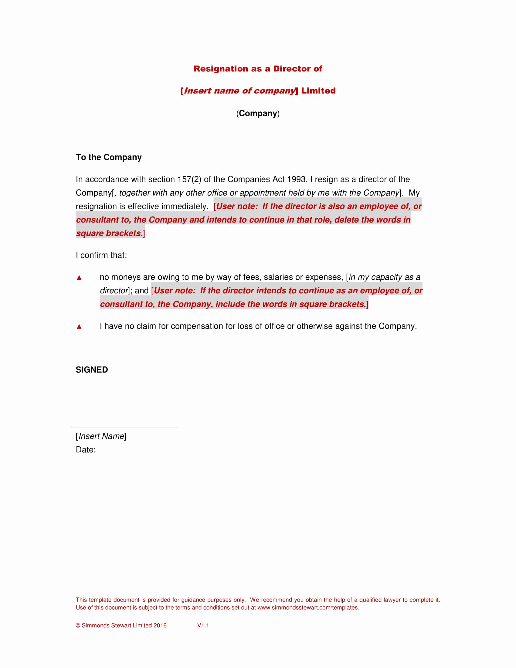 Letter Of Resignation From Committee Beautiful Board Resignation Letter with Examples In Pdf