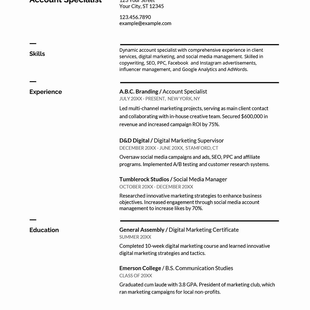 Letter Template Google Docs Awesome Google Docs Resume and Cover Letter Templates