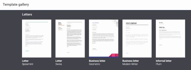 Letter Template Google Docs Luxury Google Docs Cover Letter Template How to Find and Download