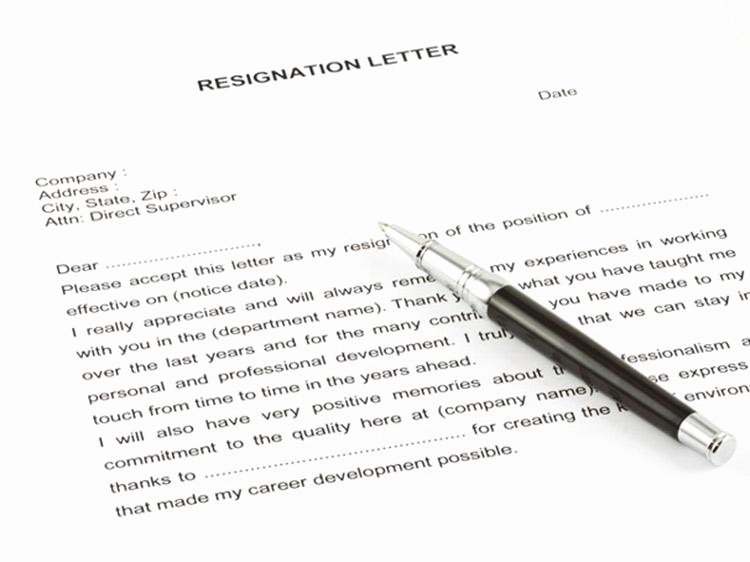 Letter to Get Her Back Beautiful Sample Resignation Letter